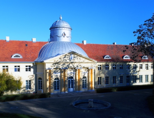 Classicist palace in Milicz